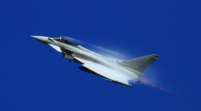 Typhoon Display Pilot hopes to be at 500ft by Friday